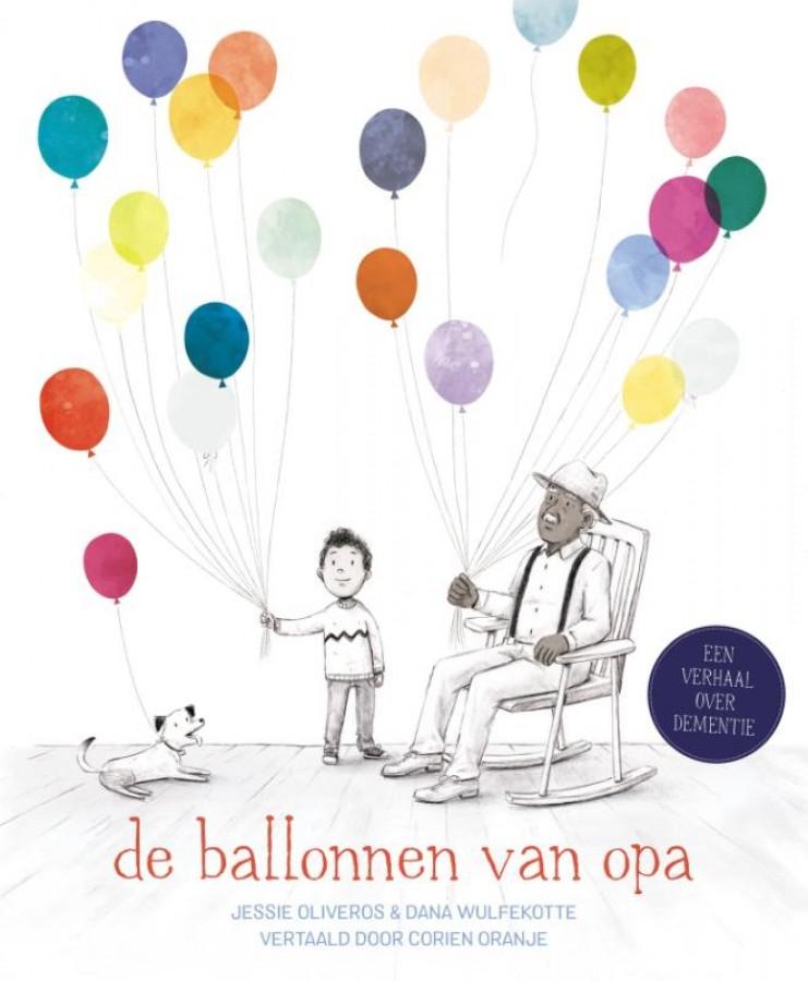 De balonnen van opa