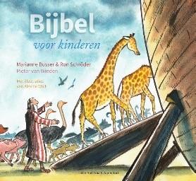 Bijbel voor kinderen (in een nieuw jasje)